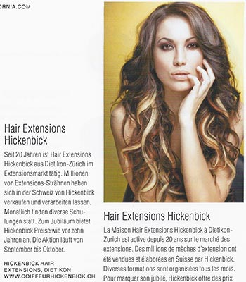 Hair Extensions Hickenbick